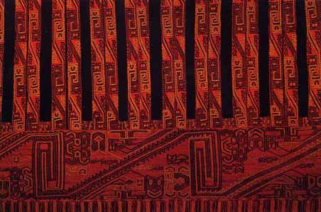 パラカス織物