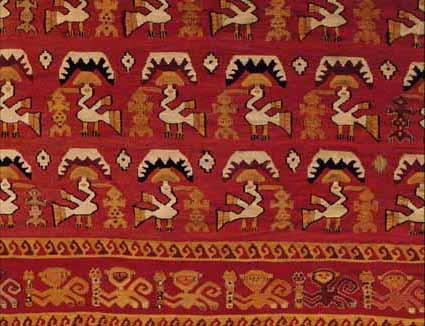 チャンカイ織物