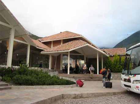 ウルバンバホテル1