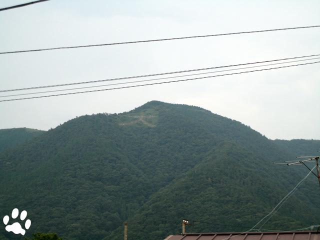 強羅の明星ヶ岳