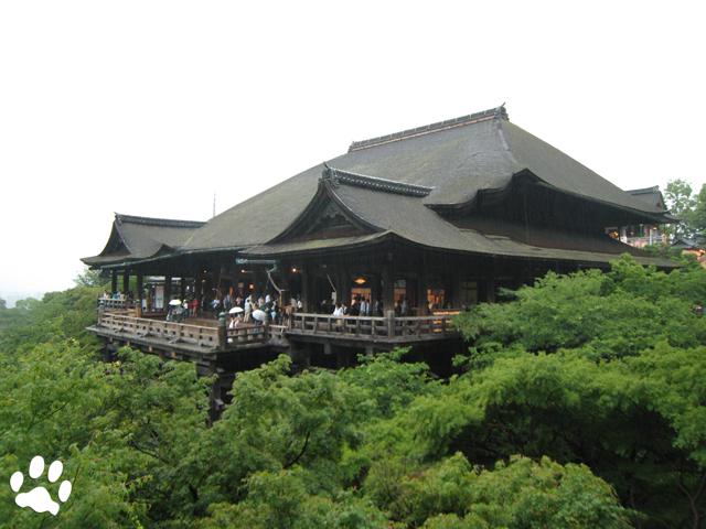 音羽山 清水寺