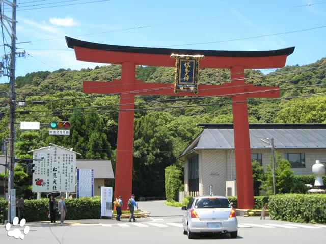 京都松尾大社