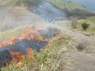 2011.05.08 山焼き 火付け