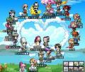 ハート雲2