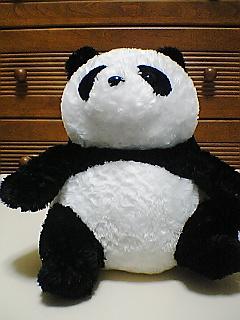 パンダとダンパ①