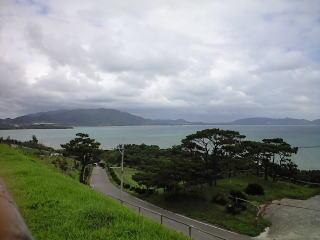 石垣 崎枝の海岸
