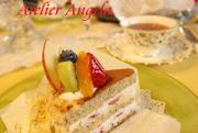 紅茶3月ケーキのコピー
