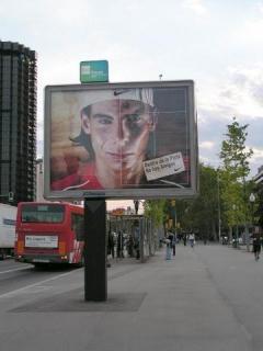 Barcelona 2003 Nike