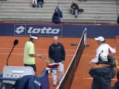 Hamburg 2003 Gato Nadal