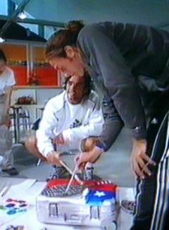 Dusseldorf 2003 Gon Massu
