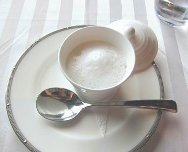 アスパラの何とかスープ