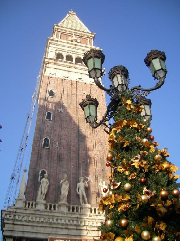 イタリア村 クリスマス・ツリー