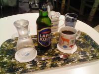 ビール&コーヒー