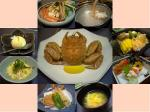 蟹カニコース