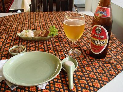 カンボジア 2日目 昼食