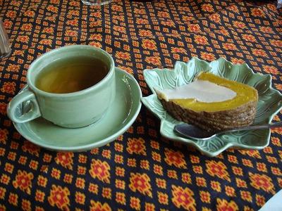 カンボジア 2日目 昼食 デザート