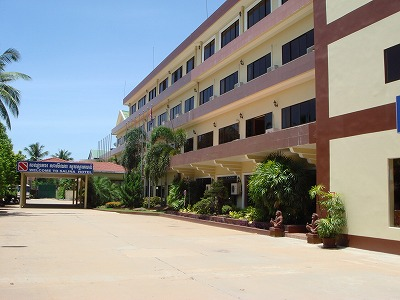 サリナホテル