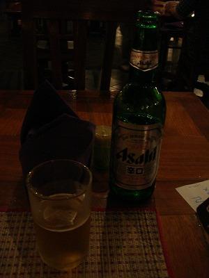 カンボジア 最終日 ディナー