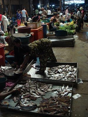 オールドマーケット 魚