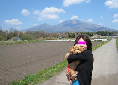 浅間山キレイ