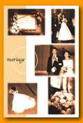 結婚年賀状