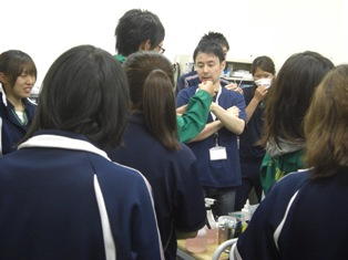 GWあけの授業風景②