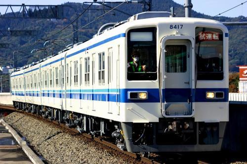 栃木を通過する8117F