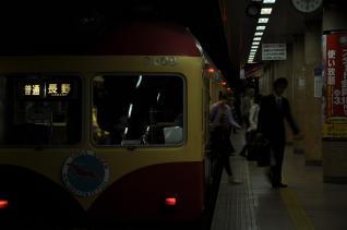 2011年5月14日 長野電鉄長野線 長野 2000系D編成