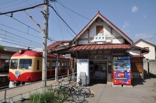2011年5月14日 長野電鉄長野線 桐原 2000系D編成