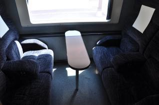 2011年5月14日 長野電鉄長野線 2100系個室