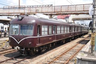 2011年5月14日 長野電鉄長野線 須坂 2000系A編成