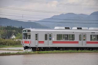 2011年5月14日 上田電鉄別所線 舞田~八木沢 1000系1001F