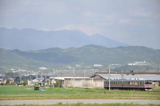 2011年5月14日 上田電鉄別所線 別所温泉~八木沢 1000系1001F