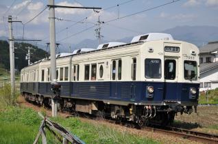 2011年5月14日 上田電鉄別所線 八木沢~別所温泉 7200系7253F