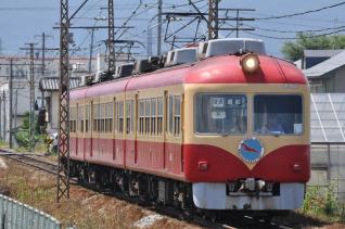 2011年6月19日 長野電鉄長野線 日野 2000系D編成