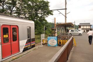 2011年6月21日 上田電鉄別所線 別所温泉駅