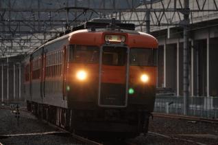 2011年7月21日 しなの鉄道線 上田 169系S52編成
