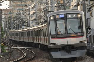 2011年7月11日 東急東横線 妙蓮寺~白楽 5000系5122F 夏の特別ダイヤ