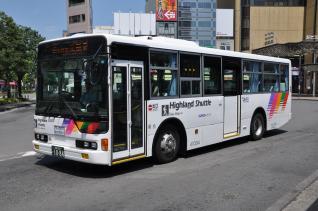2011年7月14日 長野駅 アルピコ交通 41084号車