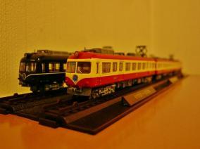 鉄道コレクション長電2000系