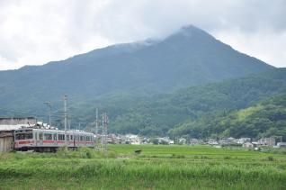 2011年7月30日 上田電鉄別所線 八木沢~別所温泉 1000系1004F