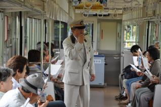 2011年7月30日 上田電鉄別所線 ハーモニカ電車
