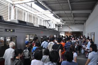 2011年7月30日 上田電鉄別所線 上田