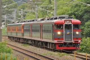 2011年7月31日 しなの鉄道 小諸~平原 169系S53+S52