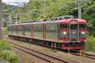2011年7月31日 しなの鉄道 小諸~平原 169系S54+S51