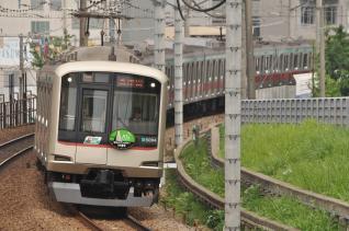 2011年8月2日 東急田園都市線 5000系5104F