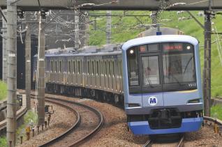 2011年8月2日 東急田園都市線 横浜高速Y500系Y512F