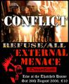Conflict-There's No Power Without Control