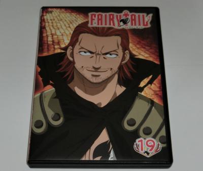 フェアリーテイル DVD第19巻