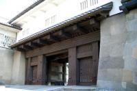 金沢城 石川門渡櫓門